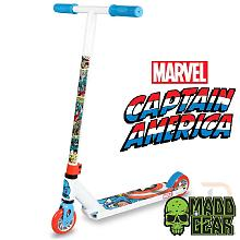 Whip Extreme Marvel Captain America