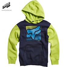 YOUTH RELIEVER PO FLEECE [NVY]
