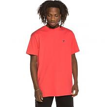 Camiseta Grimey Heritage Tee SS19 Coral Red