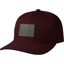 Abyssmal 110 Snapback Heather Red