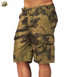 Slambozo Short Charcoal Military camo