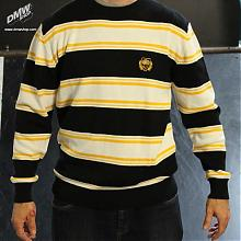 Freeway Knitted Sweatter Black