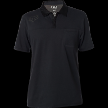 Redplate 360 Tech Polo Black