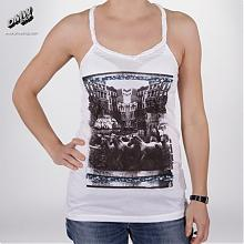 Sweet Memories Tank Top White .