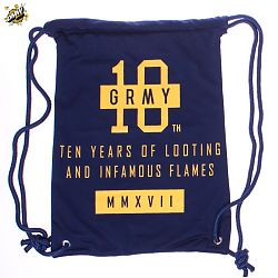 BOLSA CUERDAS GRIMEY X YEARS BAG SS17 NAVY