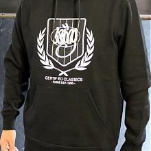 Certified Hooded Sweater Black