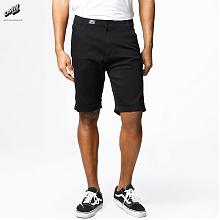 Shorts Standard Chino Black