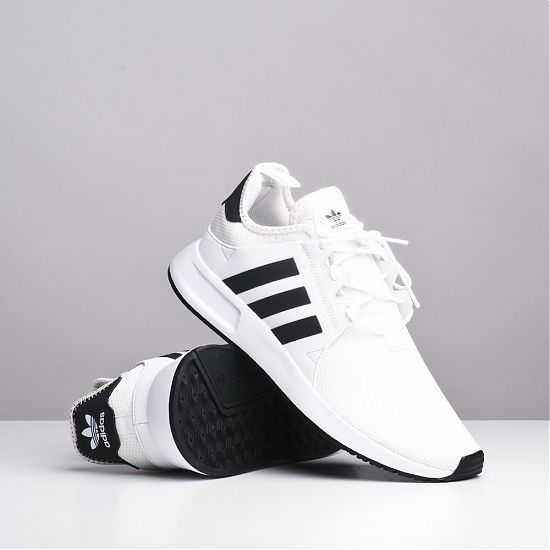Adidas Originals X_PLR  White Black
