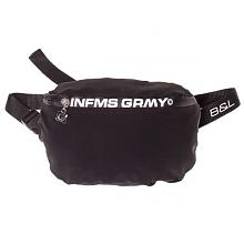 GRIMEY COUNTERBLOW FANNY PACK SS18 BLACK