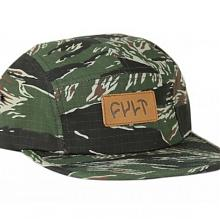 GORRA CULT CAMP TIGER CAMO