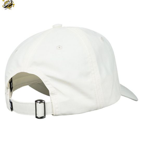 DC Shoes Star - Gorra Dad, sin Estructura  SNOW WHITE (wbb0)