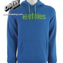 Corporate P/O Fleece Youth Blue/Green