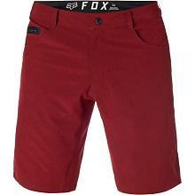 Machete Tech Short  Heather Red