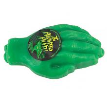 Haunted Hand Skate Wax Green