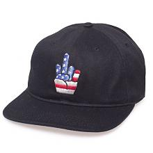 Gorra Runaway slave unstructured  - black