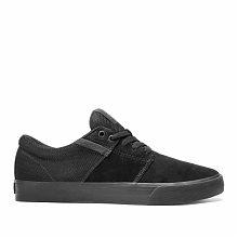 STACKS II VULC BLACK / BLACK - BLACK