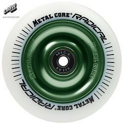 Radical White Green 100mm