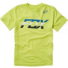 Youth Seca Splice SS Tee Flo YLW