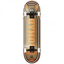 BOMB ORANGE COMPLETE - DECK SIZE : 8,0