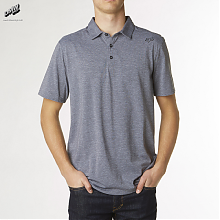 ROOKIE SS POLO [HTR GRAPH]