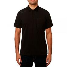 Redplate 360 SS Tech Polo Black