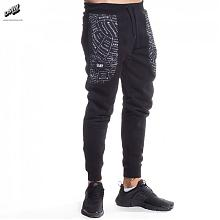 GRIMEOLOGY SWEATPANTS - SWEAT PANTS Black
