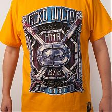 Built For Battle T-Shirt Cadium Yellow