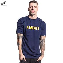 CAMISETA GRIMEY X YEARS TEE SS17 NAVY