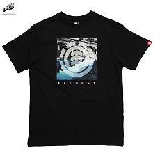 Flow T-shirt Boy      Flint Black