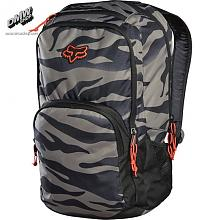 Let's Ride Cyborg Backpack Camo