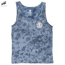 Circle Cloud Singlet      Legion Blue