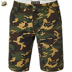 Essex Camo Short   Green Camo