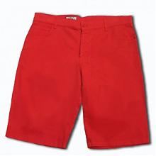 Short Pant Regular Montrose Red