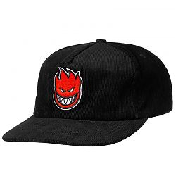 Bighead Fill Snapback Black White Red