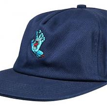 Cap Screaming Mini Hand Indigo