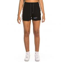 Fluid Planet Shorts -Cotton short Black