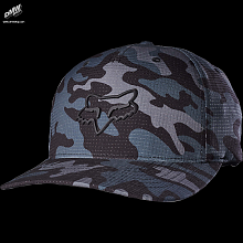 Hatchets Flexfit Black Camo