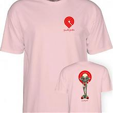 TEE TUCKING SKELETON LIGHT PINK