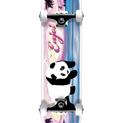 Tropical Air Brush Panda 8.0 Resin Premium Complete Skateboard