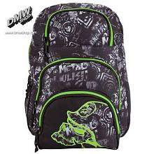 VALID BACKPACK BLACKW/GREEN