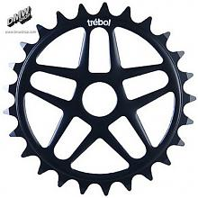 Trebol 2 Sprocket 25T Flat Black