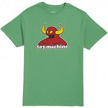 TEE MONSTER GRASS GREEN-G GREEN