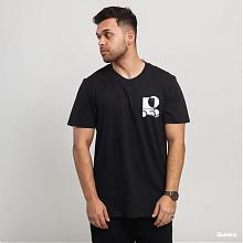 Brazee Tee Black white