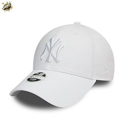 New York Yankees Women Essential 940 White Adjustable