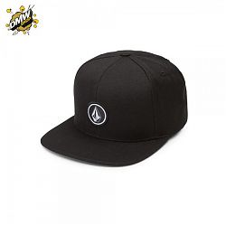Gorra Quarter Twill- Black