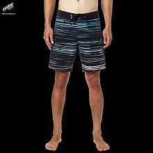 Motion Static Boardshort Aqua