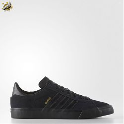 Zapatilla Campus Vulc II CORE BLACK