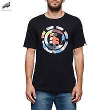 CUT OUT ICON T-SHIRT Flint Black