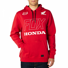 Fox Honda Pullover Fleece DARK RED