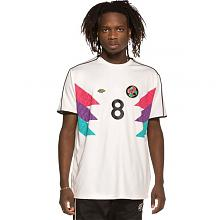 Brick Top Soccer tee SS19 White